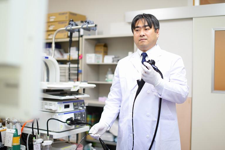 当院の大腸がん検査