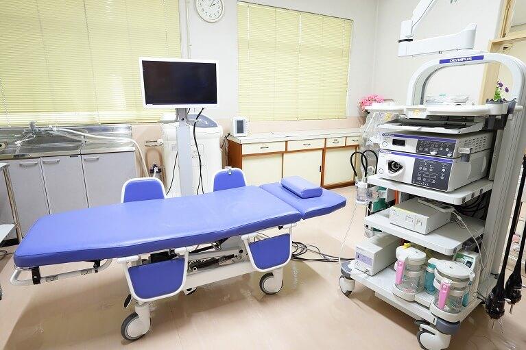 当院の咽頭がん検査